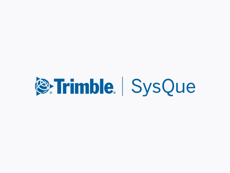 Trimble Sysque